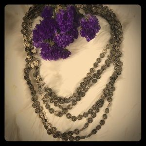 Jewelry - Multi chained necklace
